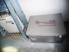 EFOY Pro Brennstoffzellen von SFC Energy versorgen Hindernisbefeuerung von Windkraftanlagen