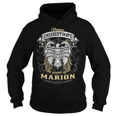 MARION MARIONBIRTHDAY MARIONYEAR MARIONHOODIE MARIONNAME MARIONHOODIES  TSHIRT FOR YOU