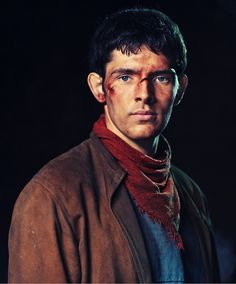 Merlin with a bloody wound = impossible