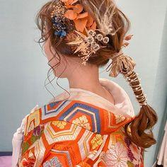 Hair Makeup, Kimono, Princess Zelda, Hair Styles, Beauty, Up Dos, Hair Plait Styles, Party Hairstyles, Hairdos