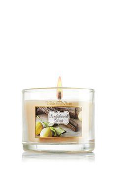 Sandalwood Citrus Mini Candle - Home Fragrance - Bath & Body Works