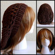 Combination Summer Hat ☺ Free Crochet Pattern ☺