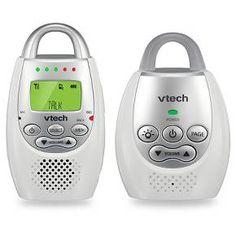 VTech Safe&Sound® DM221 Digital Audio Baby Monitor with 1,000 Feet of Range, Night Light & Talk Back Intercom : Target