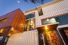 Container Home, Brisbane, Australia - ZieglerBuild #container