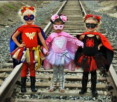 Hey, I found this really awesome Etsy listing at https://www.etsy.com/listing/249029602/super-hero-toddler-girls-halloween