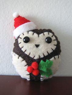 brown and white holiday hoo   Flickr - Photo Sharing!