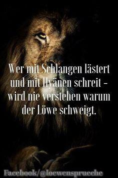 sprüche mit löwen VERTRAUE DEN LÖWEN | Sprüche | Quotes, Lion quotes und Best quotes sprüche mit löwen