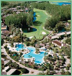 Saddlebrook Resort, Wesley Chapel, FL  Our home away from home! Heaven! Definitely the place to stay. Great conference place!