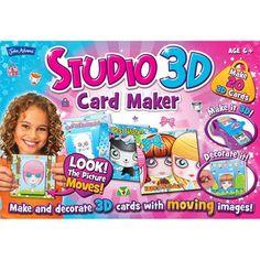 Studio 3d card maker