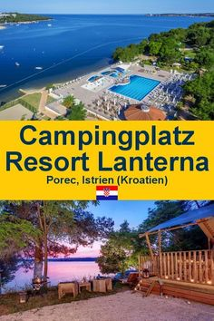 Camping Lanterna Premium Resort – Kroatien – Vacansoleil – Famous Last Words Camping Resort, Camping Club, Best Tents For Camping, Cool Tents, Tent Camping, Camping Gear, Outdoor Camping, Glamping, Camping In Illinois