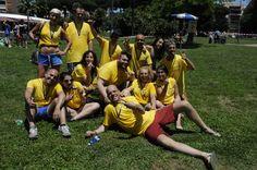 Yellow Team, Medaglia d'oro