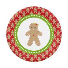 Christmas Paper Plates - Xmas ChristmasEve Christmas Eve Christmas merry xmas family kids gifts holidays Santa