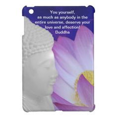 Buddha Love and affection ipad mini case