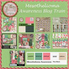Digi Scrap Freebie Finder: BLOG TRAIN ALERT - Awareness Blog Train this month...