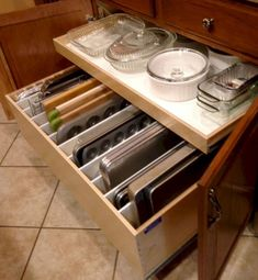 50 Beauty Clever Things Organized Kitchen Storage