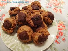 Ginger,Cinnamon and Chocoate Biscuits