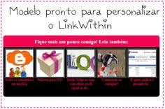 Como personalizar o Linkwithin? - * Elaine Gaspareto *