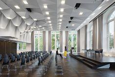 Joseph D. Jamail Lecture Hall,© Michael Moran
