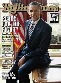 Rolling Stone Interview with Barack Obama
