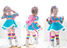 rainbow brite costume!