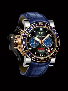 Chronofighter ~ Graham London
