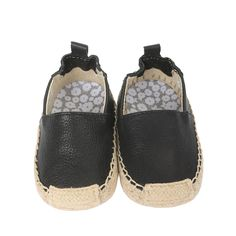 Ellie Espadrille Baby Shoes |Robeez