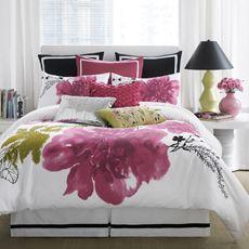 Modern Living™ Blossom 4-Piece Comforter Set - Bed Bath & Beyond