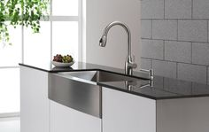 Selecting the right kitchen faucet is very important. There are some points that you can consider before buying faucets for your kitchen. Check these tips now. #faucet #kitchen #onlinefaucets #onlineprovider