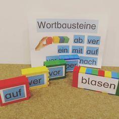 #wortbausteine #deutschklasse2 #rechtschreibung #grundschule #grundschulideen #deutschunterricht #deutschindergrundschule