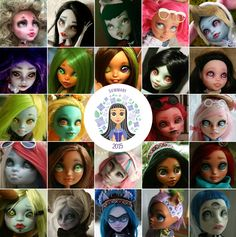 OOAK by Diuha summary 2015