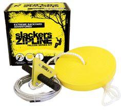 Slackers Zipline