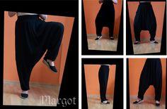 Szarawary Harem pants