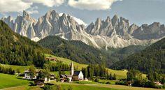 Santa Maddalena ~ Val di Funes ~ Dolomites ~ Italy