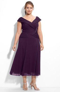 Новогодние платья для полных 2013