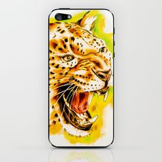My Cheetah iPhone & iPod Skin by Nuam - $15.00