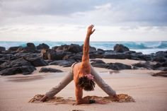 """Midwinter Bliss with Yogi, Surfer and Blissologist Eoin Finn ~ Priya Thomas ~ """"I recently had a wonderful conversation with the much loved yoga teacher, self-confessed blissologist Eoin Finn who had a number of salient things to say about finding your bliss during this midwinter season that can bring together a confusing mix of want, wish and need..."""""""