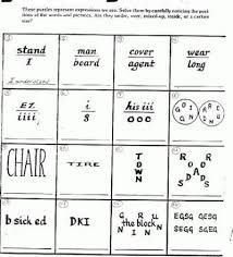 Hidden Meaning Brain Teaser Free Printable Game   Brain ...
