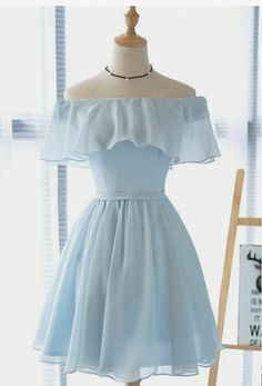 Beautiful Light Blue Party Dress Charming Blue Bridesmaid Dress Part. - Beautiful Light Blue Party Dress Charming Blue Bridesmaid Dress Party Dress – Source by - Light Blue Homecoming Dresses, Formal Dresses For Teens, Cute Prom Dresses, Elegant Dresses, Maxi Dresses, Wedding Dresses, Summer Dresses, Summer Clothes, Bridal Gowns