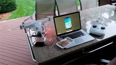 #Curiosidades #Juegos #ingenio Un usuario de Pokemon Go trató de capturar Pokemons usando su dron, y éste fue el resultado