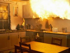 Fire is one of the costliest disasters that can strike your home.