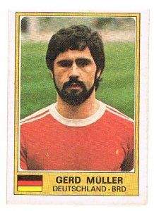 Gerd Müller. Germany.