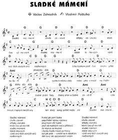noty na flautu - Hľadať Googlom Sheet Music, Music Sheets