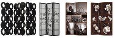 Los biombos, elegantes y funcionales separadores de espacios