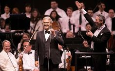 Awesome: Andrea Bocelli To Perform With The Philadelphia Orchestra On The Parkway During The Papal Visit This September | Uwishunu - Philadelphia Blog About Things to Do, Events, Restaurants, Food, Nightlife and More
