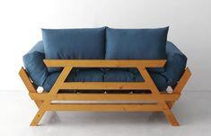 Diy Furniture Couch, Outdoor Furniture, Wooden Sofa Designs, Planter Beds, Wood Sofa, Garden Chairs, New Room, Bed Frame, Outdoor Sofa