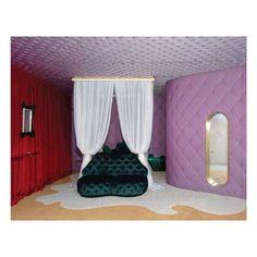 """""""Carlo"""" 9:45 #644 Carlo Mollino and his homenage to Dali's Lip sofa. #art #love #carlomollino by jonabalop"""
