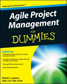 Be flexible and faster with Agile project management   As mobile and web technologies continue to evolve rapidly, there is added pressure to develop and implement software projects in weeks instead of months. Agile Project Management For Dummies can make that happen. This is the first book to provide a simple, step-by-step guide to Agile Project Management approaches, tools, and techniques. With the fast pace of mobile and web technology development, software project development must keep…