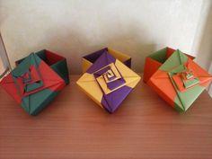 Modular boxes (3)