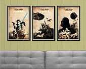Retro Avengers Movie Poster Thor by colorpanda on Etsy