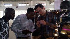 Coffee Technology Expo Uganda  #coffee #coffeeroasters #toper #toperroasters #uganda   http://www.toper.com